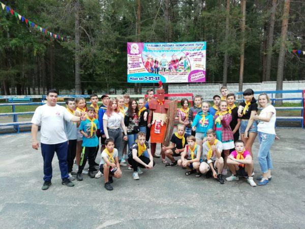 Лагерь Лесная сказка (Соликамск)