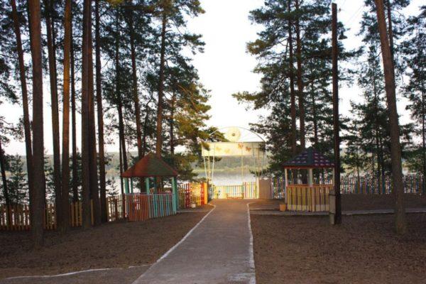Лагерь Гагаринец