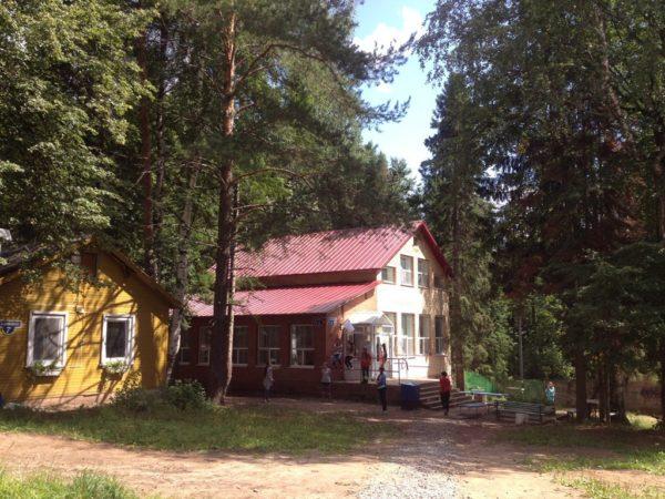 Лагерь Сосновый бор
