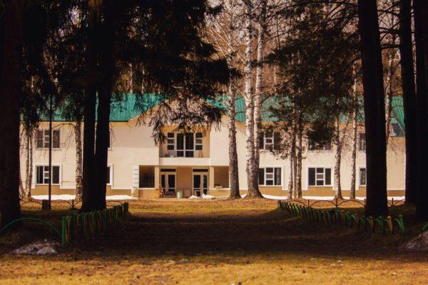Лагерь Восток