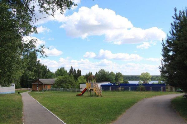 Лагерь Солнышко